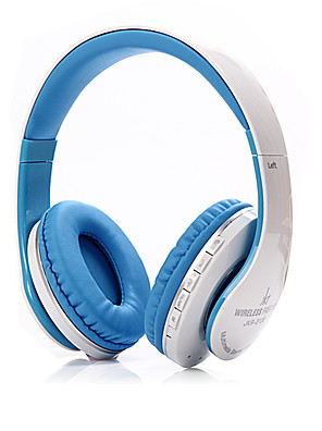 JKR JKR-213B אוזניות (רצועת ראש)Forנגד מדיה/ טאבלט / טלפון נייד / מחשבWithעם מיקרופון / DJ / בקרת עצמה / גיימינג / ספורט / מבטל רעש /