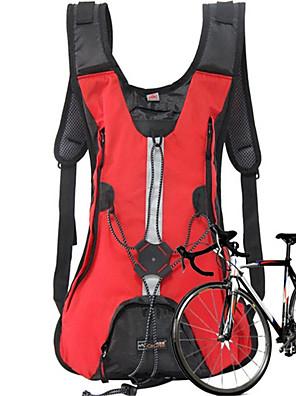 תיק אופניים 20L以下Lערכות תיקי גב / תיקי גב לטיולי יום / חבילות שתיה ומימיות מים / רכיבה על אופניים תרמיל / תרמילעמיד למים / בידוד חום /