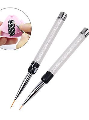 Nail Art Manikűr Tool Kit 1pcs nail art brush