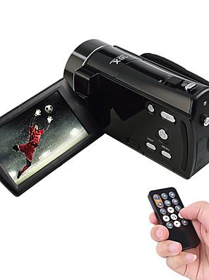Kamera 1080P / Detekce úsměvu Černá