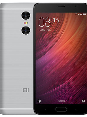 "Xiaomi Redmi pro 5.5 "" MIUI 4G-smartphone (Dubbele SIM Deca Core 13 MP 4GB + 128 GB Grijs / Goud / Zilver)"