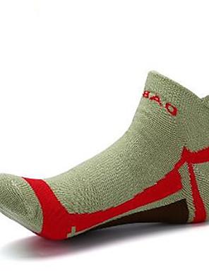 ספורטיבי אופנייים/רכיבת אופניים גרביים יוניסקס שרוול קצר נושם / לביש / חומרים קלים / נגד החלקה / תומך זיעה / חיכוך נמוך / נוחכותנה /