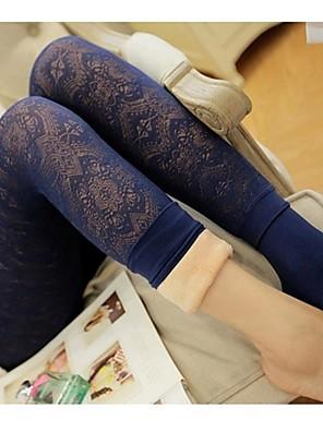 Női Polárral bélelt LeggingPoliészter