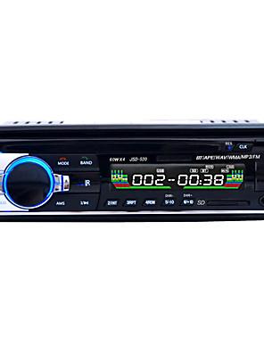hands-free multifunctionele autoradio autoradio bluetooth stereo audio in-dash fm aux-ingang ontvanger USB-schijf sd-kaart