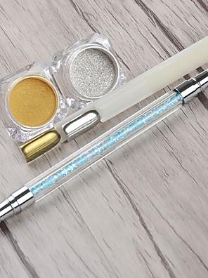 3pcs Nail Art dekoráció strasszos gyöngy smink Kozmetika Nail Art Design