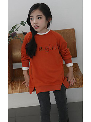 Dívka je Běžné/Denní Jednobarevné Podzim Kombinézy Bavlna Červená