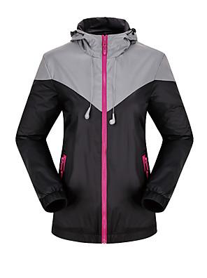 KOSHBIKE / KORAMAN® לגברים שרוול ארוך אופניים עמיד למים / שמור על חום הגוף / עמיד / מוגן מגשם / מכפלת עם מחזיר אור / רך / חלק / נוח