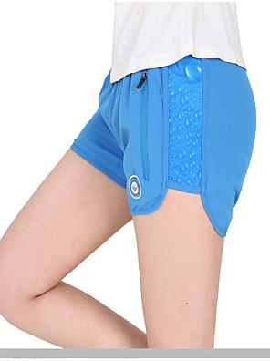 ריצה תחתיות לנשים נושם יוגה / מירוץ / ריצה ספורטיבי מתיחה משוחרר בגדי שטח / בגדי ספורט ומנוחה קיץ קלאסי S / M / L / XL / XXL