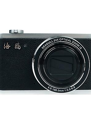 seagull® ck101 klasický digitální fotoaparát (černá)
