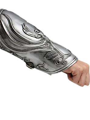 Våben Inspireret af Assassin's Creed Cosplay Anime / Videospil Cosplay Tilbehør Våben Sølv PVC Mand