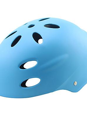לנשים / לגברים / יוניסקס אופניים קסדה 15 פתחי אוורור רכיבת אופנייםרכיבה על אופניים / הליכה / טיפוס / ספורט שלג / ספורט חורף / סקי /