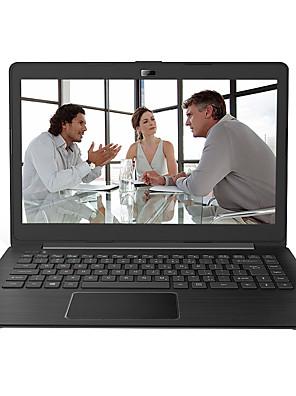 thtf bærbare laptop 14 tommer Intel Celeron 1,6 GHz quad-core cpu 4gb ram 128GB SSD vinduer 10