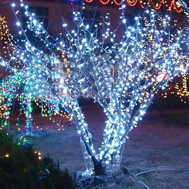 Tira de luces led para decoraci n exterior fiestas - Luces exterior navidad ...