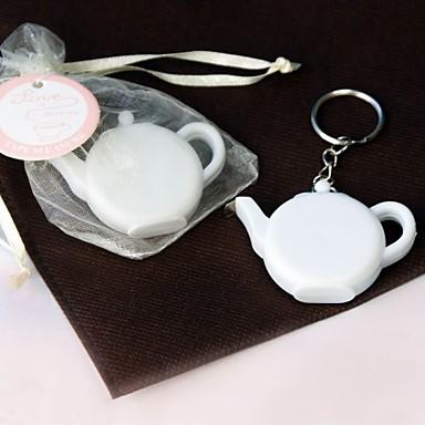 Buy Love Brewing' Teapot Tape Measure Keychain