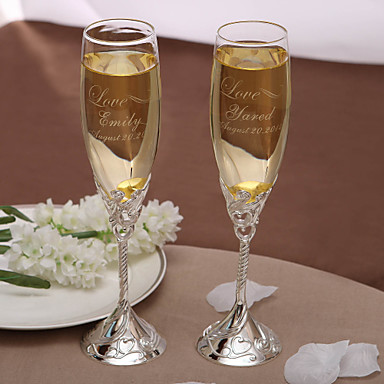 Buy Personalized Toasting Fultes - LOVE