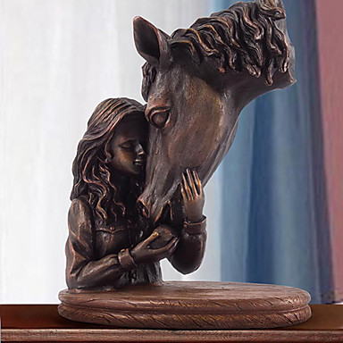 Girl And Horse Home Decor 2015