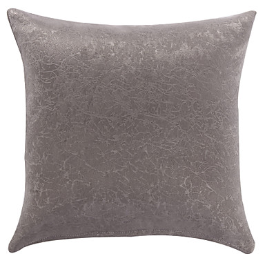Polyester Pillow Cover , Solid Traditional 778154 2016 ? $7.99