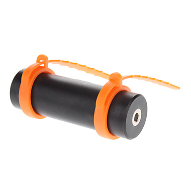 100% Waterproof MP3 Player&Earphone with Stylish Fluorescent Goggle Strap Holder