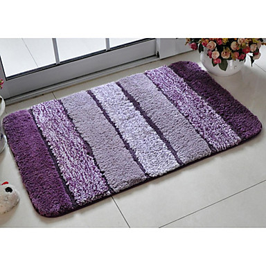 Bath Rug Purple Stripe 20 X 31 Usd 25 99