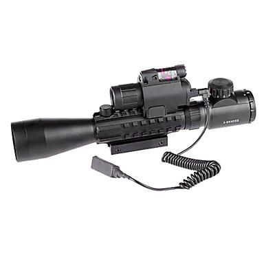 BOB G25 Adjustable Focus Long Distance 30mW Laser Flashlight Scope