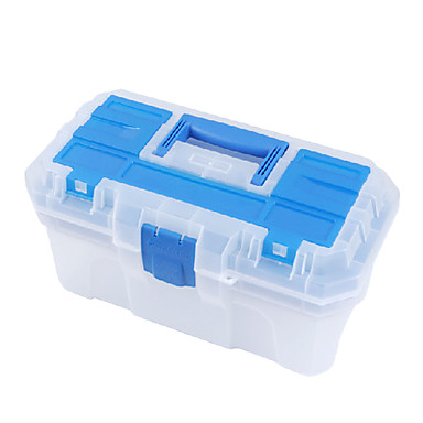 (41*23*20.5) Plastic Blue Buckle Tool Boxes