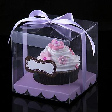 Individual Cop Cake Boxes