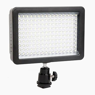 Buy WanSen W160 LED Video Light Lamp 12W 1280LM 5600K/3200K Dimmable Canon Nikon Pentax DSLR Camera