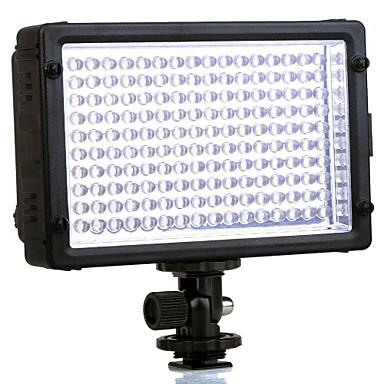 Buy TRIOPO TTV-160 LED Video Light 10W 5500k Colour Temperature - Black