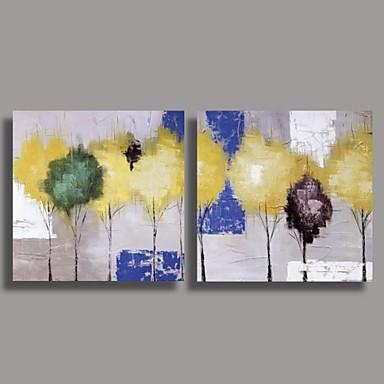 handgemalte lgem lde modern abstract mit gestreckten. Black Bedroom Furniture Sets. Home Design Ideas