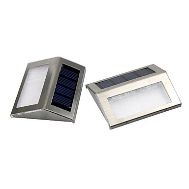 nature power solar step lights