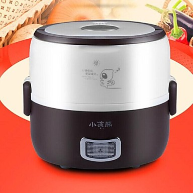 Buy 220V Electric Stainless Steel Liner Heating Insulation Plugged Rice Cooker