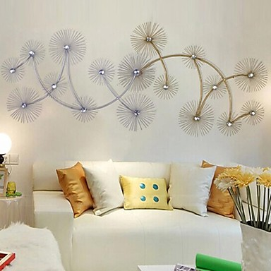 Parete del metallo decorazione della parete di arte in - Decorazioni da parete in metallo ...