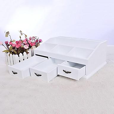 rangement pour maquillage rangement pour maquillage couleur pleine 38x30x16 de 2044927 2017. Black Bedroom Furniture Sets. Home Design Ideas