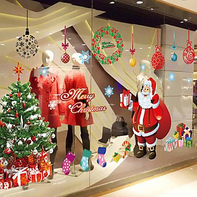 Vindusfolie jul på nett kjøp i nettbutikk
