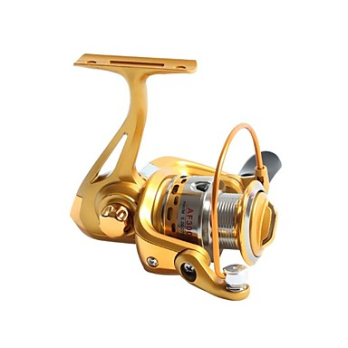 Fishing reel spinning reels 5 5 1 6 ball bearings for Left handed fishing reels