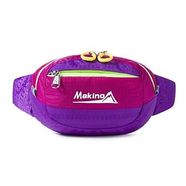 Buy Waist Bag/Waistpack Camping & Hiking / Climbing Traveling Cycling/Bike Waterproof Quick Dry Rain-Proof Wearable 2L LGreen -For Iphone6