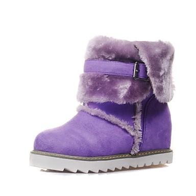 Zapatos de mujer tac n cu a botas de nieve punta - Botas de trabajo ...