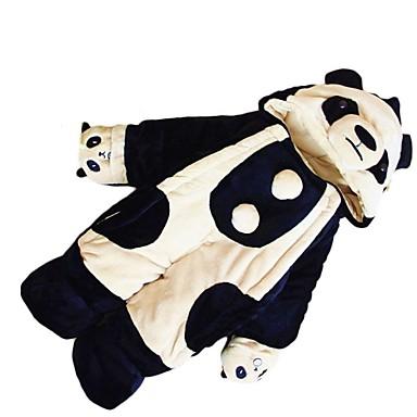 drengens Baby hættetrøjer panda tyk flannel jumpsuits 2571653 2016 – $74.99