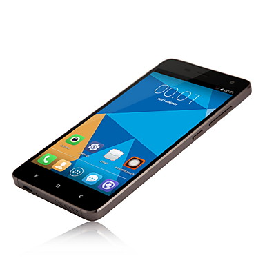 "DOOGEE HITMAN DG850 5.0 "" Android 4.4 3G Smartphone (Dual SIM Quad Core 13 MP 1GB + 16 GB Black / White)"