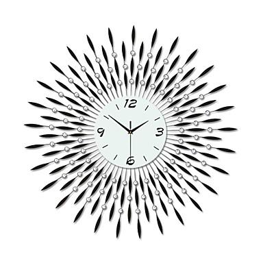 Tama o grande y moderno reloj de pared de hierro redondo - Reloj de pared moderno ...