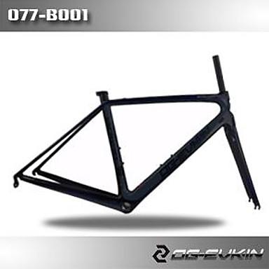 OG 077-B001 OG-EVKIN Carbon 3K BB68 DI2 V Brake Bicycle Frame