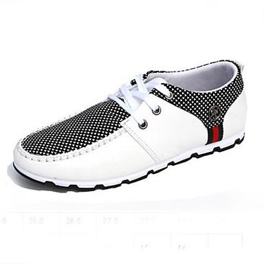 Sapato branco masculino