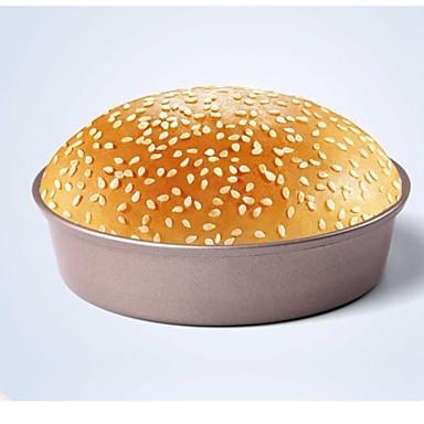 Moldes para hacer pan de hamburguesa