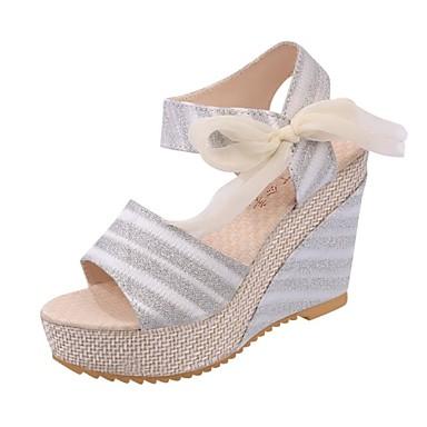chaussures femme habill noir bleu blanc beige talon compens bout ouvert. Black Bedroom Furniture Sets. Home Design Ideas