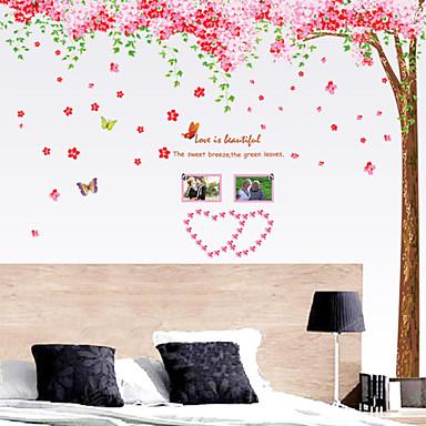 Bot nico romance paisaje pegatinas de pared calcoman as de for Calcomanias para paredes decorativas