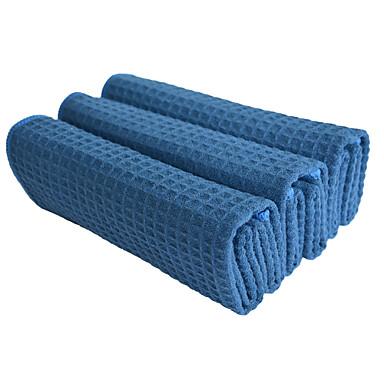 sinland microfibre gaufre tissage torchons de cuisine serviettes de s chage vaisselle torchons. Black Bedroom Furniture Sets. Home Design Ideas