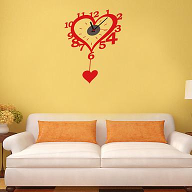 Buy DIY 3D Love Wall Clock