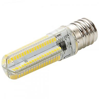 Dimmable E17 10W 152x3014SMD 1000LM 2800-3200K/6000-6500K Warm White/Cool White Light LED Corn Bulb (AC110V/AC220V)