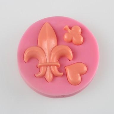 Il cuore di picche torta del fondente di cioccolato stampo for Attrezzi cucina in silicone