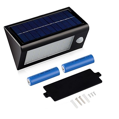 LED Solarbewegungs-Sensor-Licht 3Lumen Ultra Bright Wireless